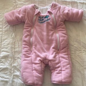 Baby Merlin Magic Sleep suit -